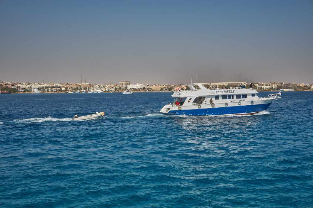 snorkeling in Hurghada boat tours