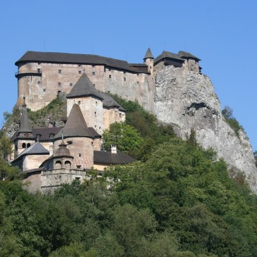 Why you should visit Orava castle Slovakia guided tour