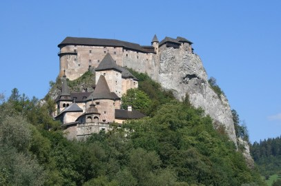 Orava castle Slovakia guided tour
