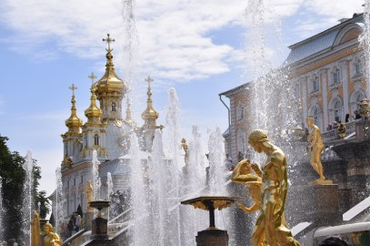 Peterhof day trip from Saint Petersburg