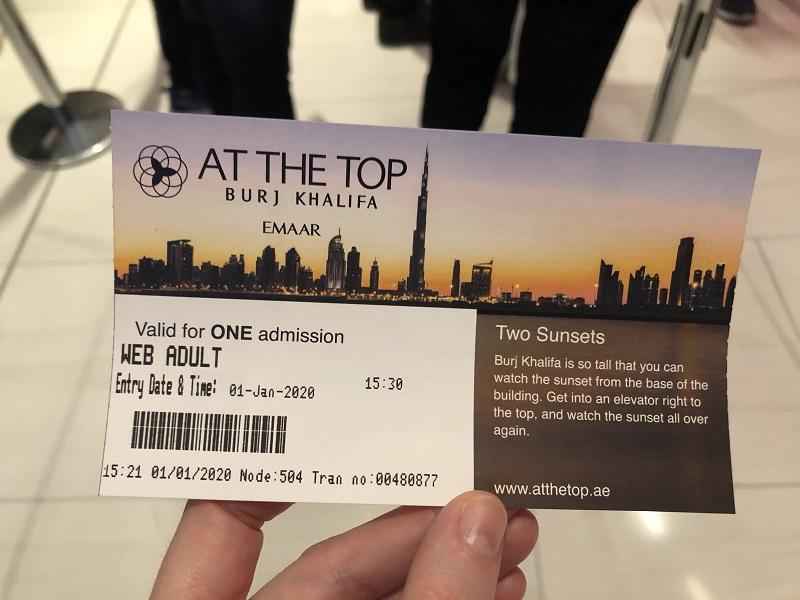 Burj Khalifa, Dubai Mall and Dubai Fountain