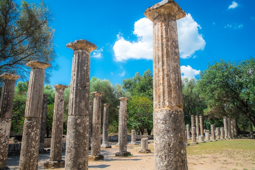 olympia Greece 10 days itinerary