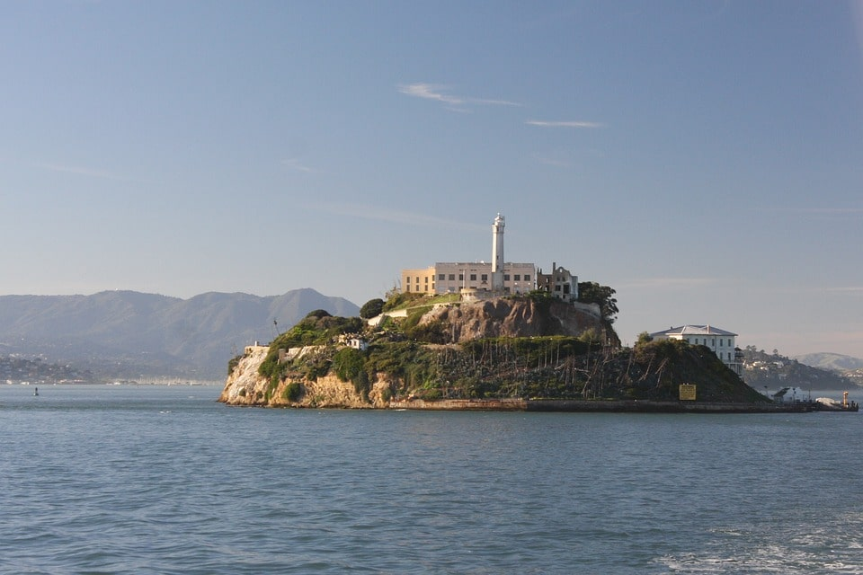 Seattle to San Francisco road trip - alcatraz