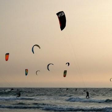 Water sports in Tallinn Estonia: SUP, Wake, Kitesurfing, Surfing and Kayaking