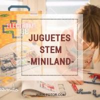 JUGUETES STEM DE MINILAND - Electrokit