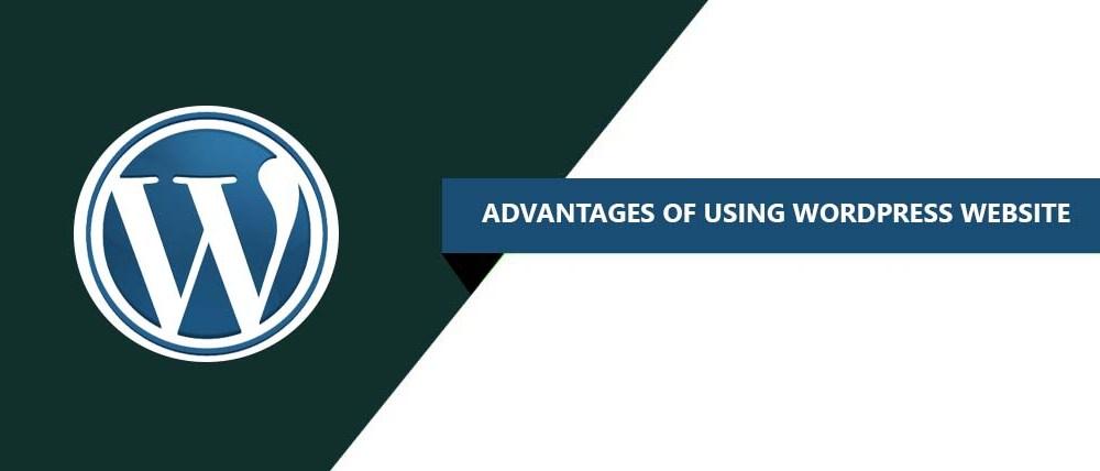 Advantages of Using WordPress Website -tihalt technologies