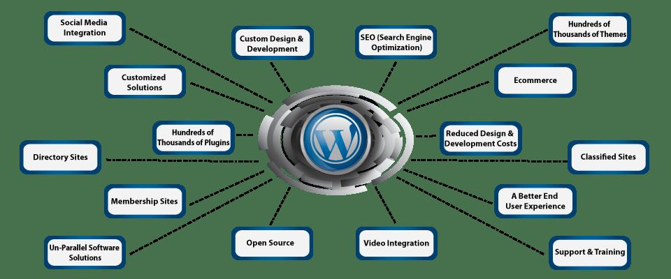 Advantages of Using WordPress Web Design in bangalore - Tihalt Technologies