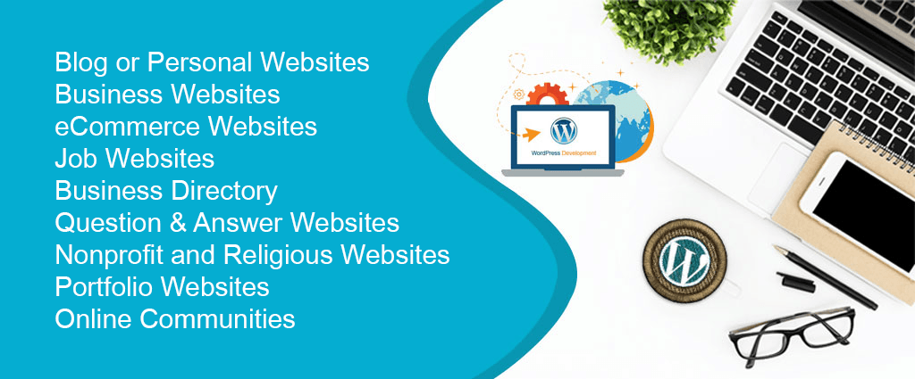 What Type Of Website Could Make With WordPress