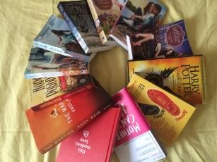 Книжно. Августовски придобивки и вдъхновение от bookstagram.