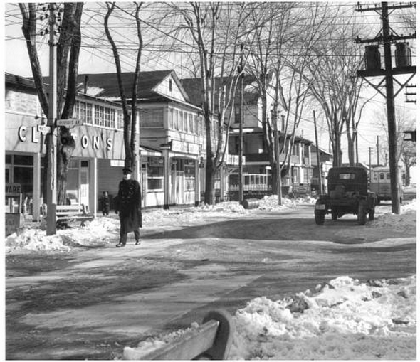 Brief History of Manitou Road, Centre Island