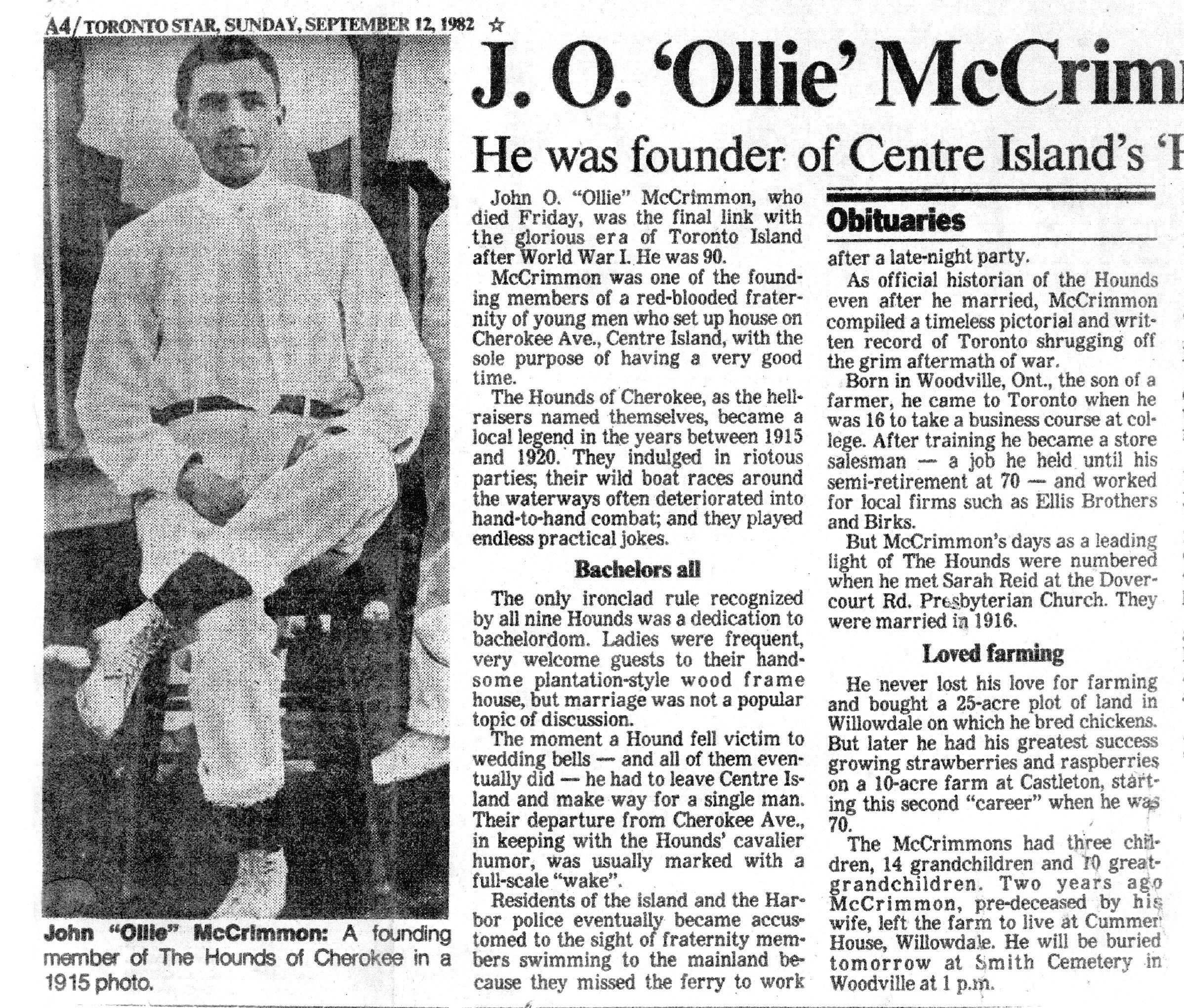 Obit-J.O. Ollie McCrimmon Toronto Star 1982-09-12