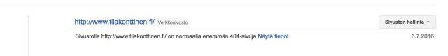 404 sivu