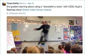 The power of transmedia storytelling