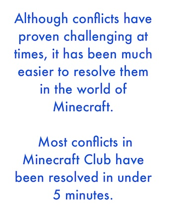 how teachers use Minecrat