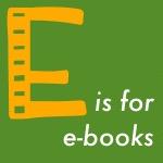 E is for e-books