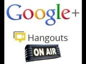 hangout on air