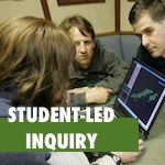 student-led inquiry