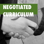 negotiated curriculum