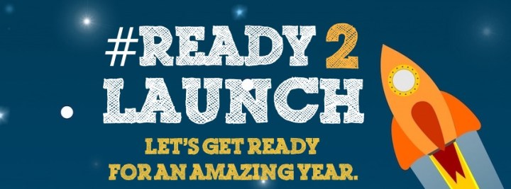 #readytolaunch