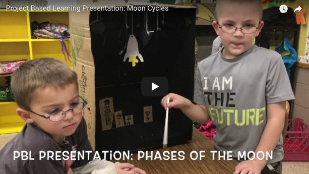 culminating events Proctor Elementary School PBL