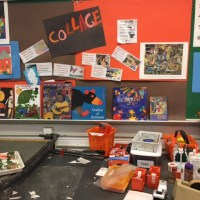 The student-centered art classroom