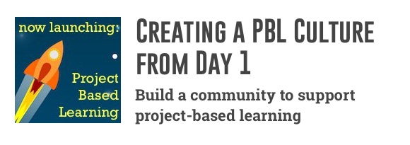 #ready2launch project-based learning