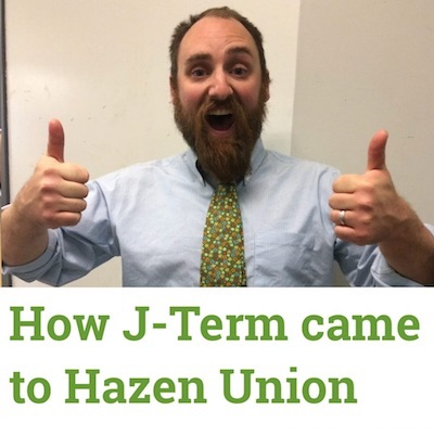 j-term at hazen union
