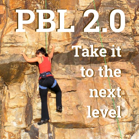 take project-based learning to the next level