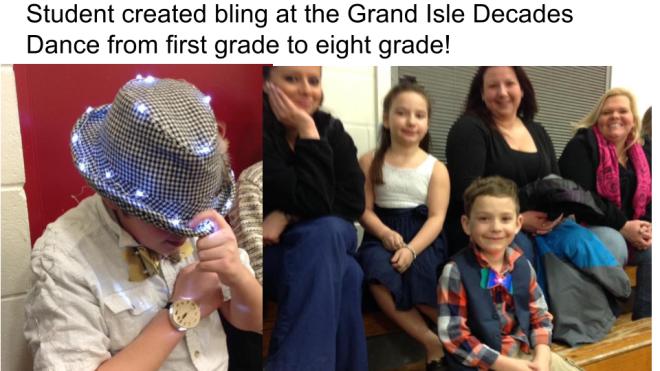 Decade Dance Grand Isle
