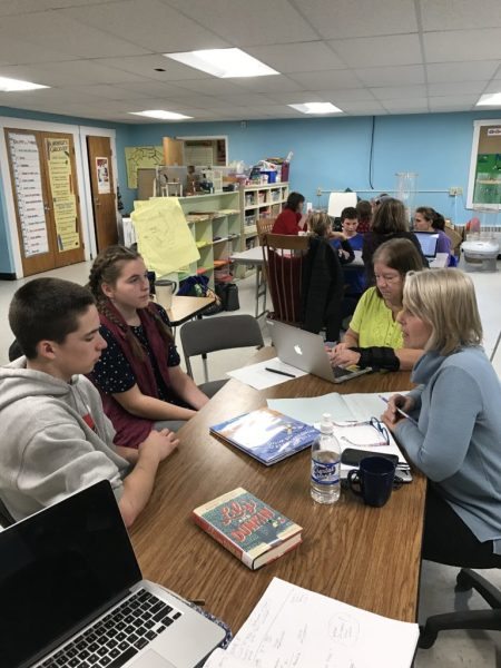 The 8th grade consultants shaping education at Burke Town School - Innovation: Education