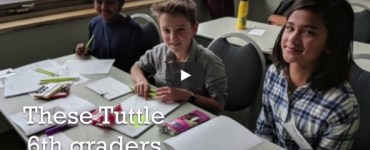 social identity and Frederick C. Tuttle Middle School