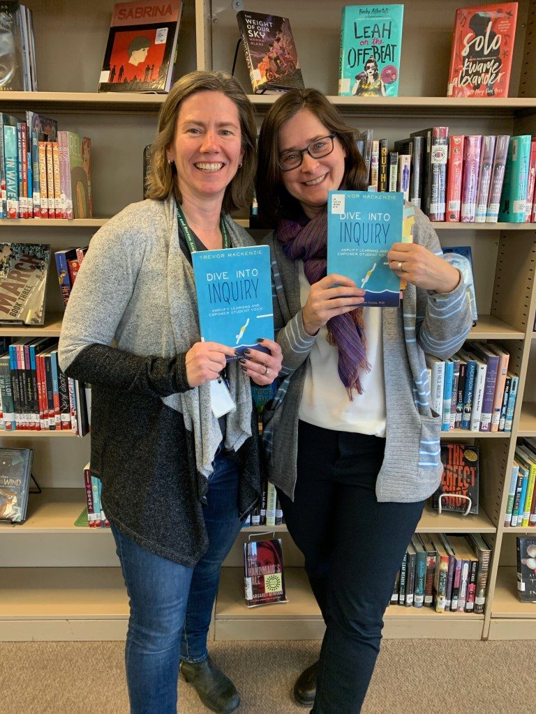 vted Reads: Dive Into Inquiry