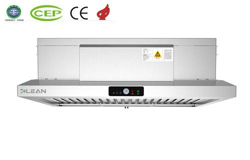 Restaurant Kitchen Ventilation Equipment with Hood ESP in