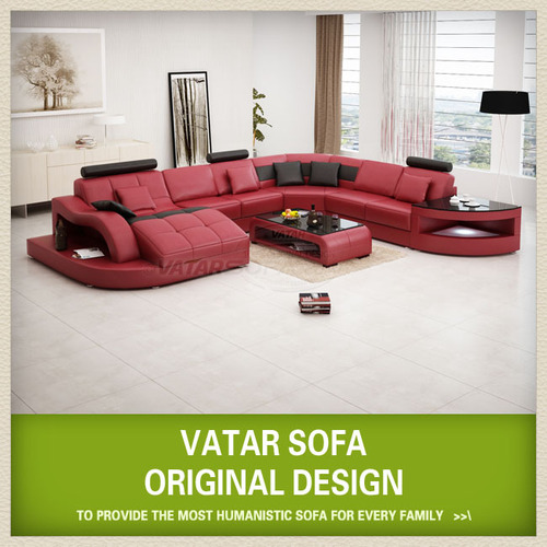 vatar sofa original design colourmatch single futon bed with mattress jet black exporter of living room furniture from foshan by modern european style