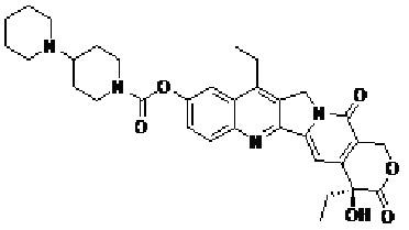 Irrotecan Hydrochloride in Linchuan, Jiangxi, China