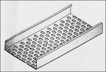 Perforated Cable Tray ( Galvaniz and Powder Coated) in