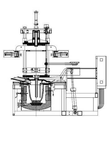 Low Pressure Die Casting Machine in Chennai, Tamil Nadu