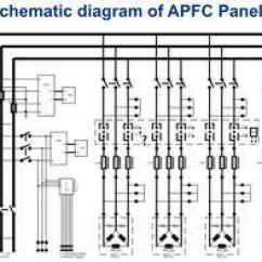 Control Wiring Diagram Of Apfc Panel 1995 Ford Ranger Radio Circuit Boxes Ddnss De Automatic Power Factor Boards In Faridabad Rh Tradeindia Com Connection