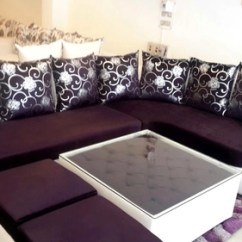 L Shape Sofa Set Designs In Delhi Oxford Shops Shaped Sets With Puffy New Style N Comfort