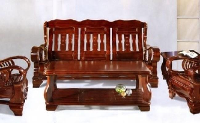 Pure Teak Wood Stylish Sofa Set In Kolkata West Bengal