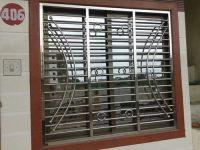Stainless Steel Window Grill in Bengaluru, Karnataka
