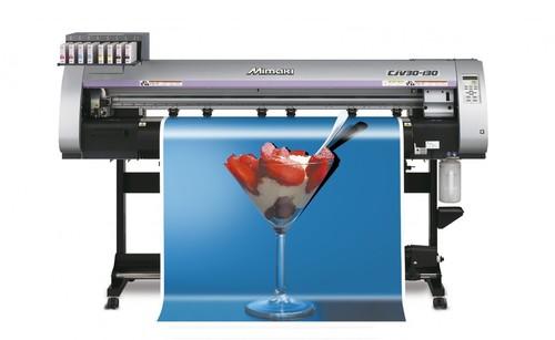 mimaki cjv30 130 poster printing machine