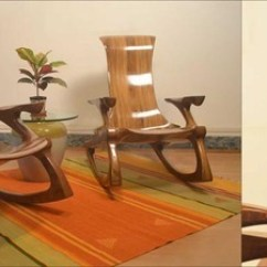 Floor Rocking Chair India High That Hooks On Table Chairs In Mumbai Maharashtra Miheer Fyzee New Area