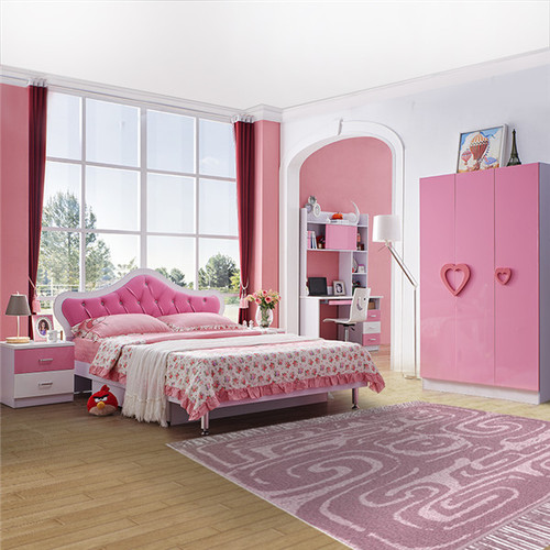 8101b Romantic Children Bedroom Furniture Sets At Price 620 Usd Set In Foshan Foshana Shuohaoa Furniturea Coa Ltd