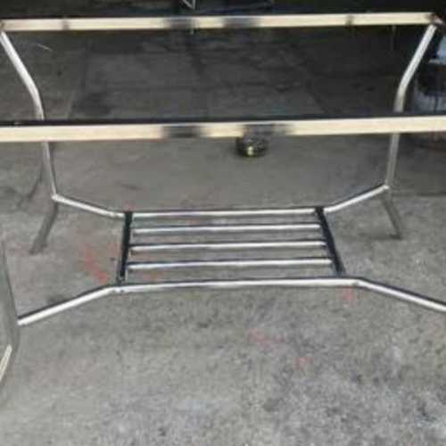 stainless steel tea table at best price