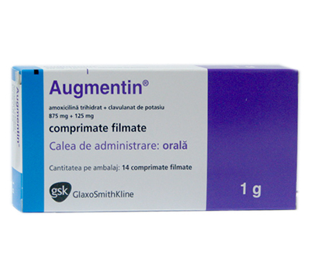Augmentin Tablets 1000 Mg at Best Price in London London ...