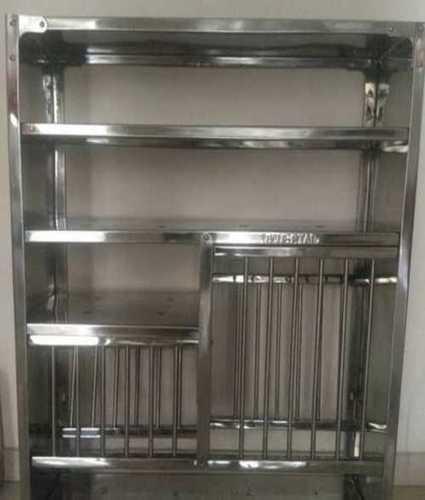 rust resistant kitchen rack