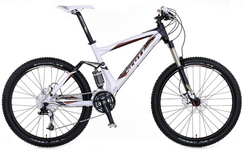Scott Genius 50 2011 Mountain Bike at Best Price in