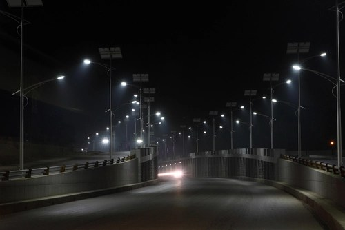 Highway High Brightness Strip Solar Led Street Lights at Best Price in  Dongguan, Guangdong | Thingstalk IOT Technology Co. Ltd.