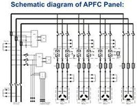 control wiring diagram of apfc panel 2016 mitsubishi mirage stereo power factor controller in faridabad haryana dealers traders automatic boards